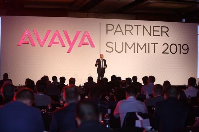 Avaya视频会议