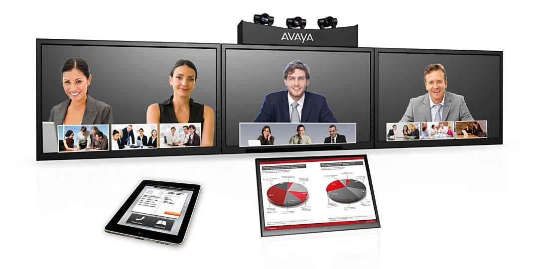 Avaya Scopia XT Telepresence Platform